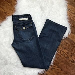 earnest AMI Blue Jeans